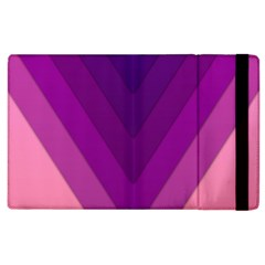 Tri 01 Apple Ipad 3/4 Flip Case by jumpercat