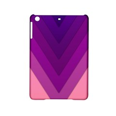 Tri 01 Ipad Mini 2 Hardshell Cases by jumpercat