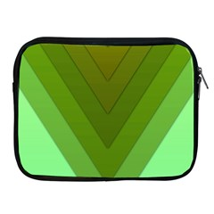 Tri 03 Apple Ipad 2/3/4 Zipper Cases by jumpercat