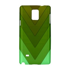 Tri 03 Samsung Galaxy Note 4 Hardshell Case by jumpercat