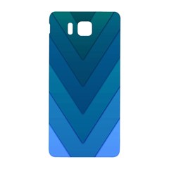 Tri 04 Samsung Galaxy Alpha Hardshell Back Case by jumpercat