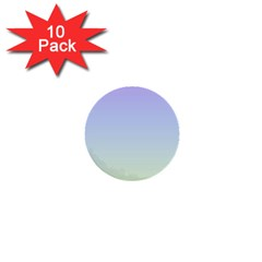 Vanilla Gradient 1  Mini Buttons (10 Pack)  by jumpercat