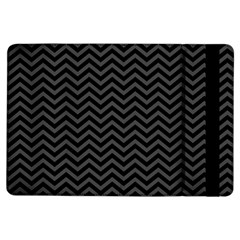 Dark Chevron Ipad Air Flip by jumpercat