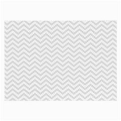 Light Chevron Large Glasses Cloth (2 Side) by jumpercat