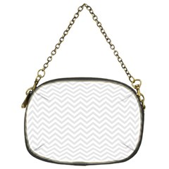 Light Chevron Chain Purses (one Side)  by jumpercat