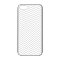 Light Chevron Apple Iphone 5c Seamless Case (white) by jumpercat