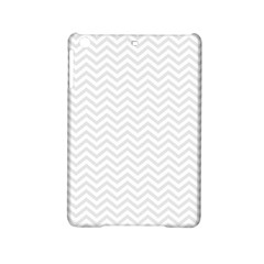 Light Chevron Ipad Mini 2 Hardshell Cases by jumpercat