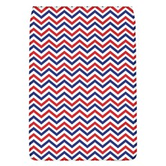 Navy Chevron Flap Covers (l)  by jumpercat