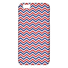 Navy Chevron Iphone 6 Plus/6s Plus Tpu Case by jumpercat