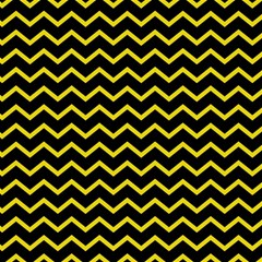 Yellow Chevron Magic Photo Cubes by jumpercat
