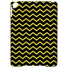 Yellow Chevron Apple Ipad Pro 9 7   Hardshell Case by jumpercat