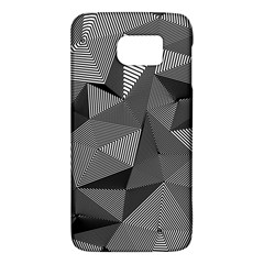 Geometric Doodle Galaxy S6 by jumpercat