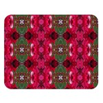 Christmas Colors Wrapping Paper Design Double Sided Flano Blanket (Large)   Blanket Back