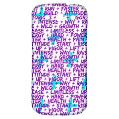 Hard Workout Samsung Galaxy S3 S Iii Classic Hardshell Back Case by jumpercat