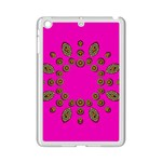 Sweet Hearts In  Decorative Metal Tinsel iPad Mini 2 Enamel Coated Cases Front