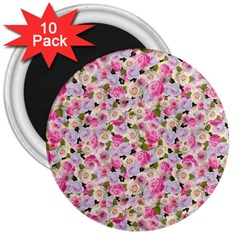 Gardenia Sweet 3  Magnets (10 Pack)  by jumpercat