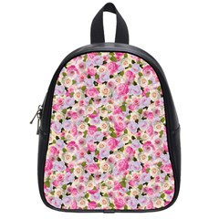 Gardenia Sweet School Bag (small) by jumpercat