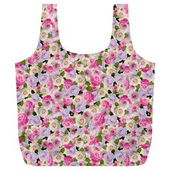 Gardenia Sweet Full Print Recycle Bags (l)  by jumpercat