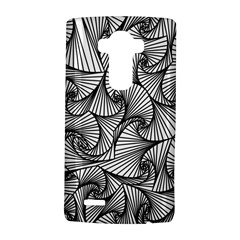 Fractal Sketch Light Lg G4 Hardshell Case by jumpercat
