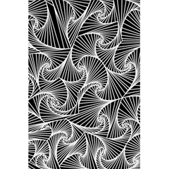 Fractal Sketch Dark 5 5  X 8 5  Notebooks by jumpercat