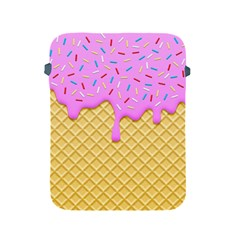 Strawberry Ice Cream Apple Ipad 2/3/4 Protective Soft Cases by jumpercat