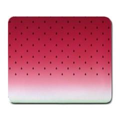 Watermelon Large Mousepads by jumpercat