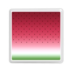 Watermelon Memory Card Reader (square)  by jumpercat