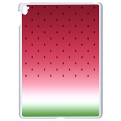 Watermelon Apple Ipad Pro 9 7   White Seamless Case by jumpercat