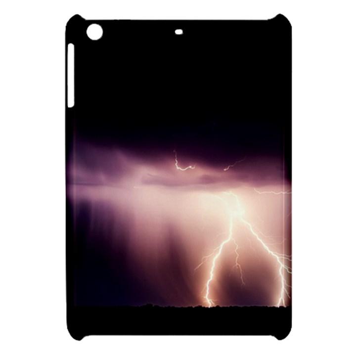 Storm Weather Lightning Bolt Apple iPad Mini Hardshell Case