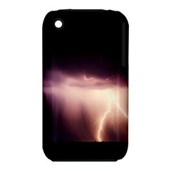 Storm Weather Lightning Bolt Iphone 3s/3gs by BangZart