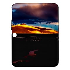 India Sunset Sky Clouds Mountains Samsung Galaxy Tab 3 (10 1 ) P5200 Hardshell Case