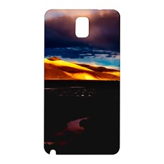 India Sunset Sky Clouds Mountains Samsung Galaxy Note 3 N9005 Hardshell Back Case