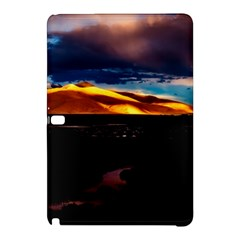 India Sunset Sky Clouds Mountains Samsung Galaxy Tab Pro 12 2 Hardshell Case