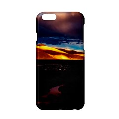 India Sunset Sky Clouds Mountains Apple Iphone 6/6s Hardshell Case