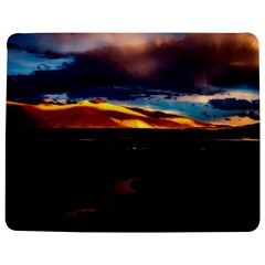 India Sunset Sky Clouds Mountains Jigsaw Puzzle Photo Stand (rectangular)