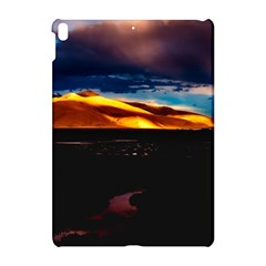 India Sunset Sky Clouds Mountains Apple Ipad Pro 10 5   Hardshell Case by BangZart