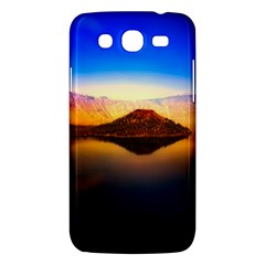 Crater Lake Oregon Mountains Samsung Galaxy Mega 5 8 I9152 Hardshell Case
