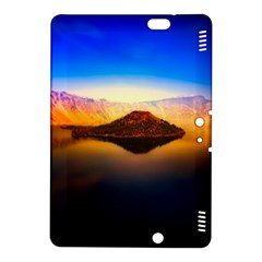 Crater Lake Oregon Mountains Kindle Fire Hdx 8 9  Hardshell Case by BangZart