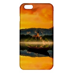 Bled Slovenia Sunrise Fog Mist Iphone 6 Plus/6s Plus Tpu Case by BangZart