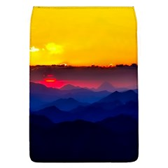 Austria Landscape Sky Clouds Flap Covers (l)