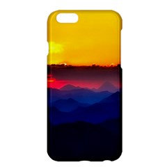 Austria Landscape Sky Clouds Apple Iphone 6 Plus/6s Plus Hardshell Case by BangZart