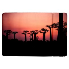 Baobabs Trees Silhouette Landscape Ipad Air Flip