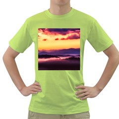 Great Smoky Mountains National Park Green T-Shirt