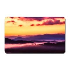 Great Smoky Mountains National Park Magnet (Rectangular)