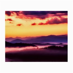 Great Smoky Mountains National Park Small Glasses Cloth