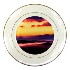Great Smoky Mountains National Park Porcelain Plates