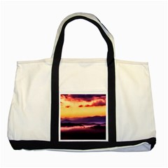 Great Smoky Mountains National Park Two Tone Tote Bag