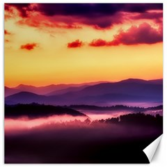 Great Smoky Mountains National Park Canvas 12  x 12