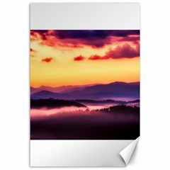 Great Smoky Mountains National Park Canvas 24  x 36