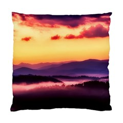 Great Smoky Mountains National Park Standard Cushion Case (two Sides)